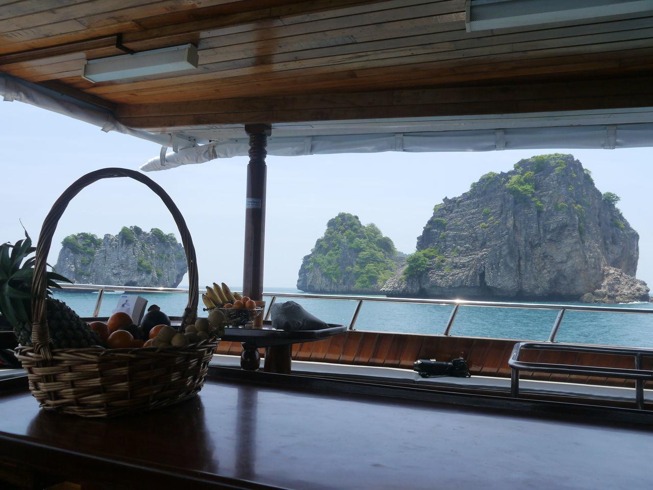 Andaman Andaman Sea Boat Limestone Limestone Islands Limestone Walls Limestonephotos Rock Formation Sea Water