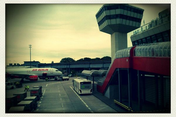 Berlin Tegel Airport (TXL) by #pauli