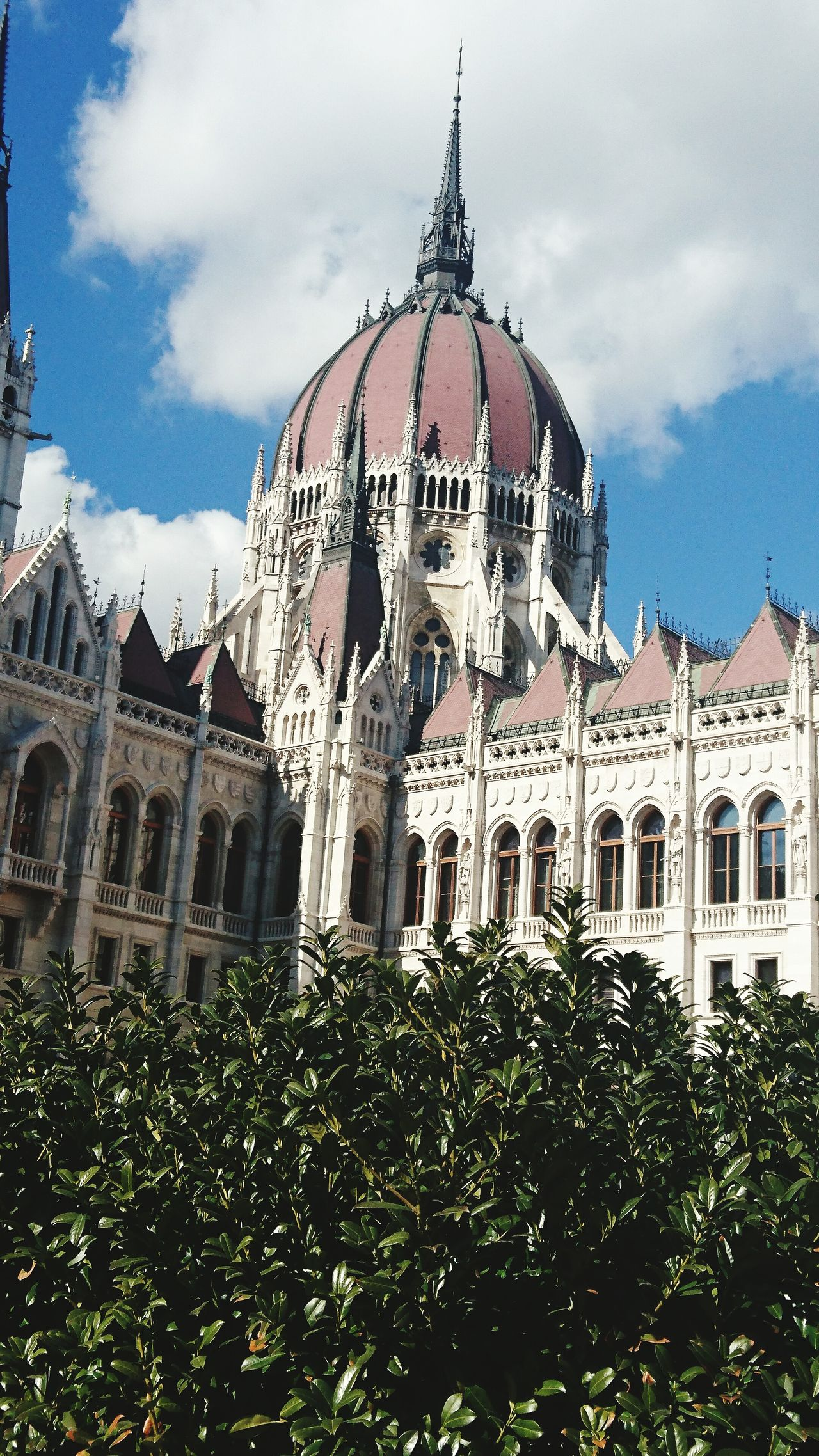 Architecture Tourism Travel History City Building Exterior Budapest - Hungary Parlament Of Hungary Orszaghaz