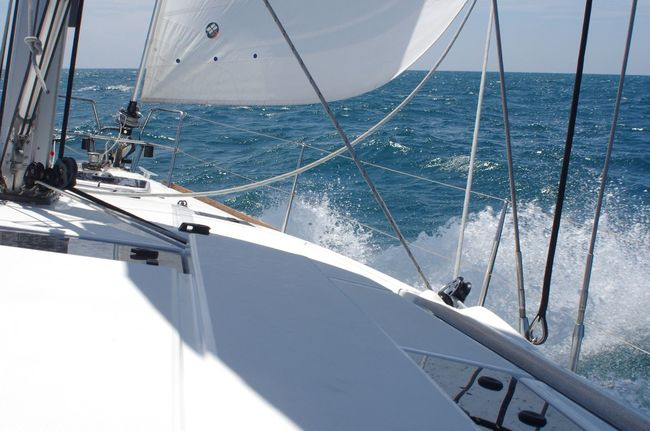 Sailing thailand Sea Nautical Vessel Water No People Summer Sailboat Outdoors Day Sailing Ship Beauty In Nature Nature Regatta Boat Deck Sky Yachting