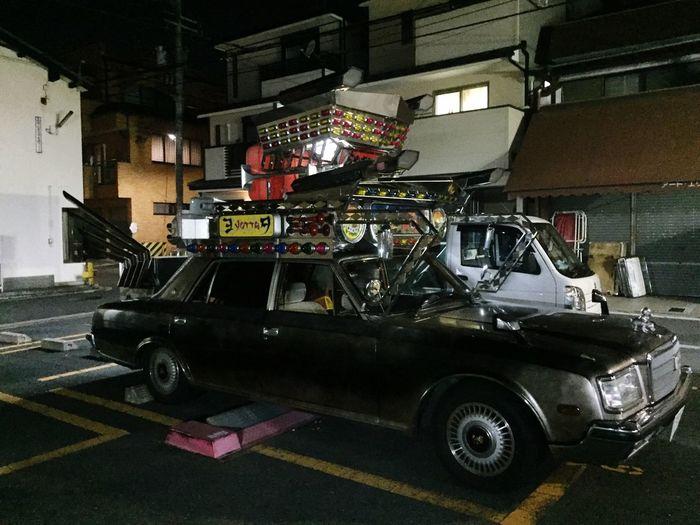 金時 デコ デコ車 Japan Nippon