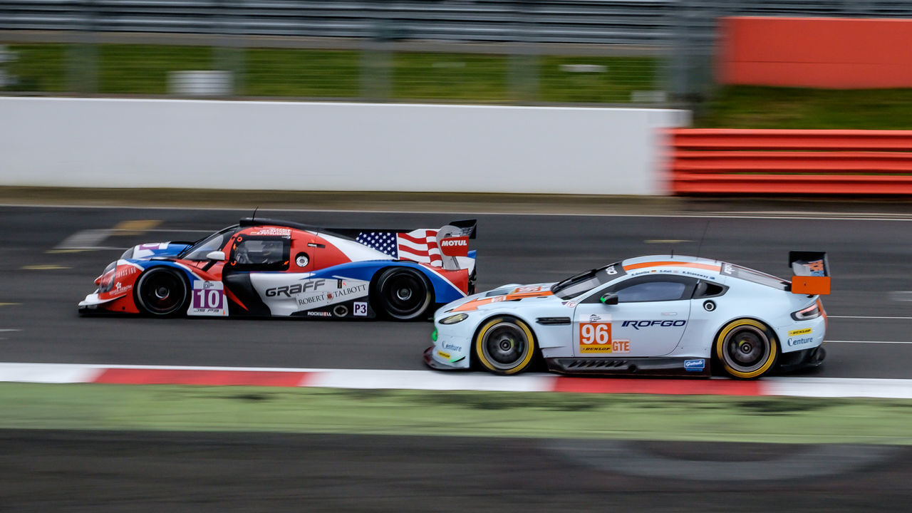 Blurred Motion Cars Competing Competition Motorsport Racing Racing Car Racing Circuit Silverstone Speed Need For Speed