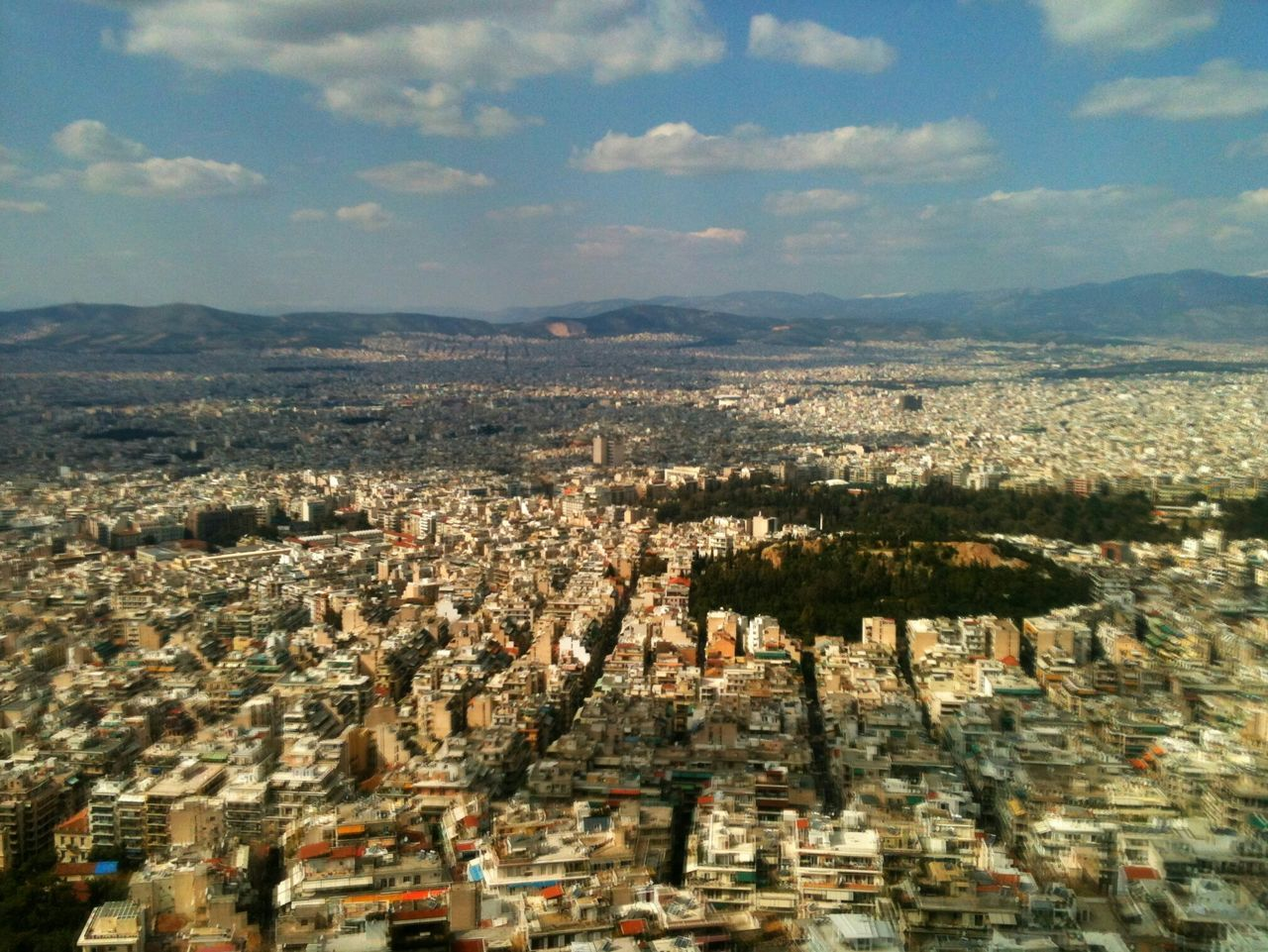 View From Above Clouds Shades Cityscape Discover Your City Clouds And Sky Buildings Exploring New Ground Athens Greece