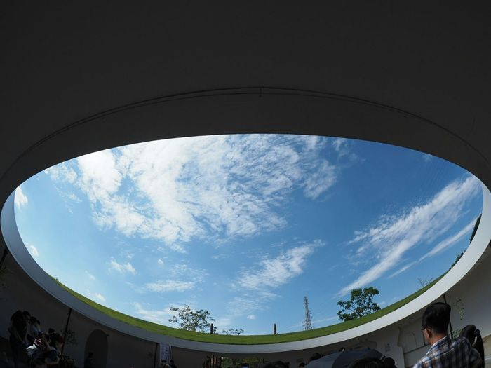 Blue Sky Sky Taking Photos Walking Around EyeEm Nature Lover Relaxing Fineday From My Point Of View Zoo Fisheye