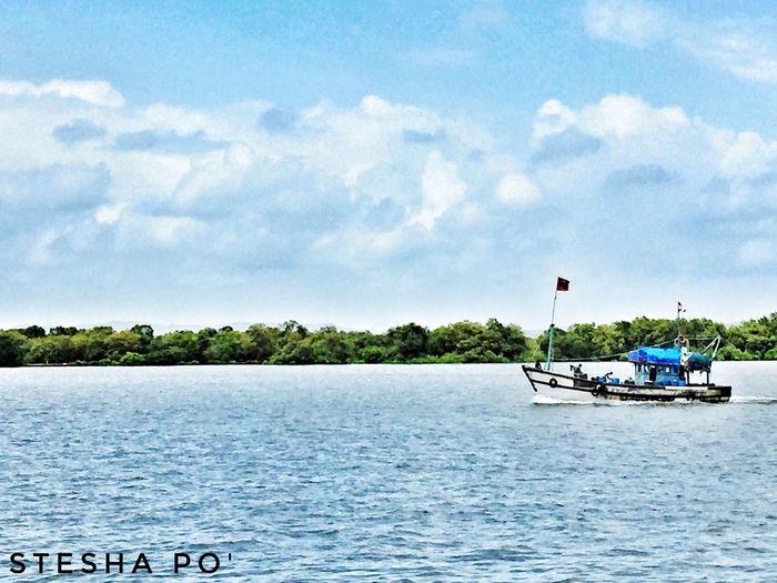 Goa Fishing Boat First Eyeem Photo