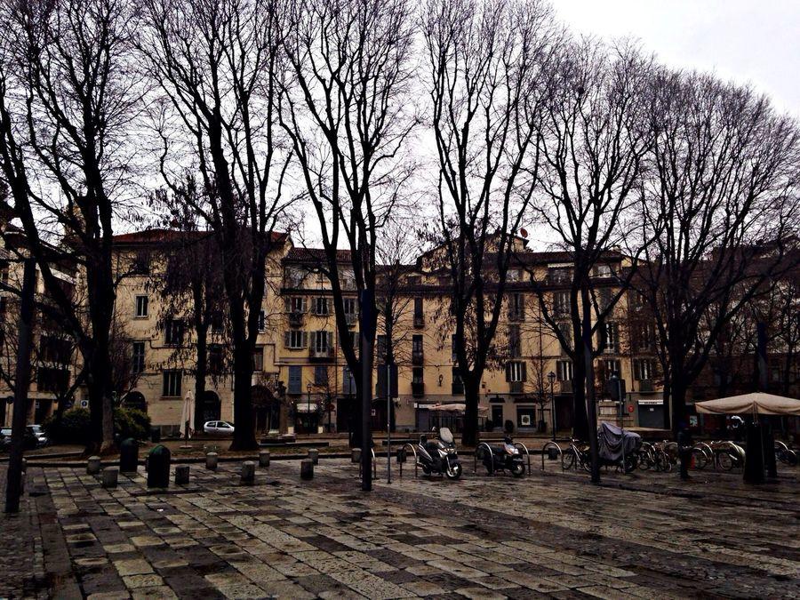 La piazza che più amo di Torino :) Largo IV Marzo