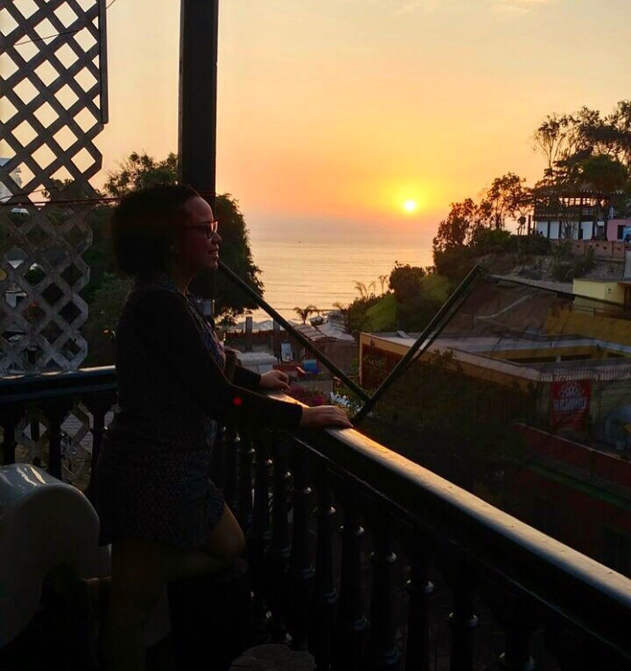 Sunset Peru # Real People Sky Suramerica Happiness Moments Lima Atardecer Luz Relaxing Word Belleza Nature