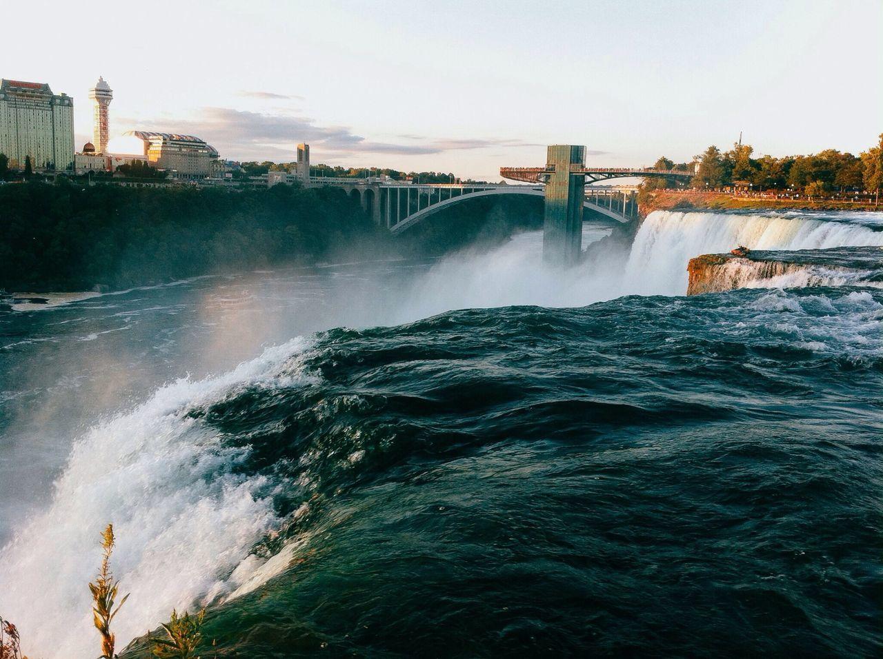 Beautiful stock photos of niagara falls, Architecture, Beauty In Nature, Bridge, Building Exterior