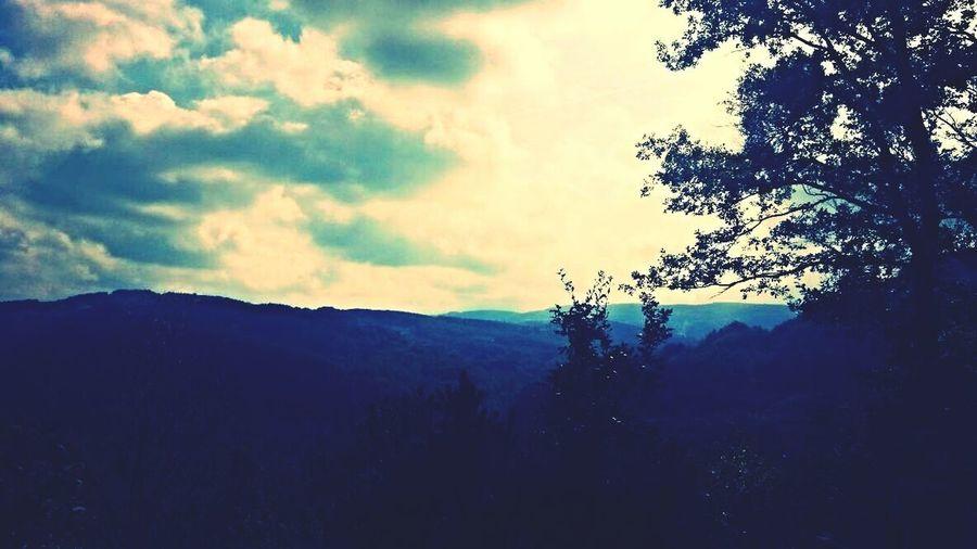 Blue Sky Gergous Nature_collection Nature Photography EyeEm Best Shots - Nature