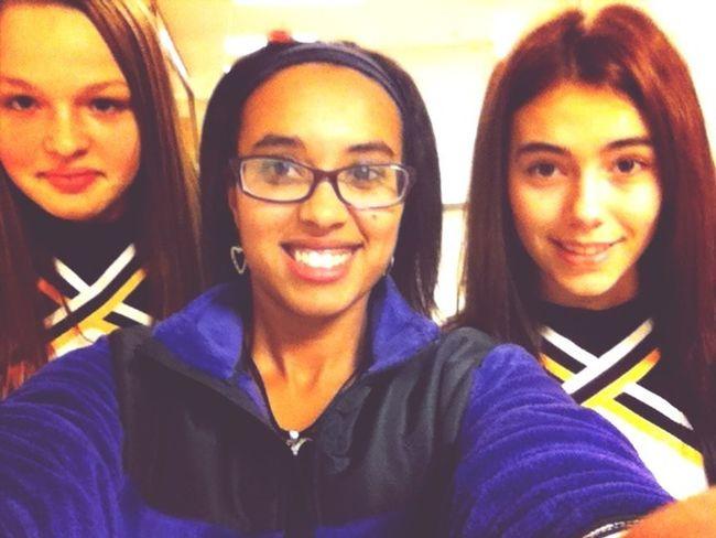 Cheer Pride! ? Loving High School