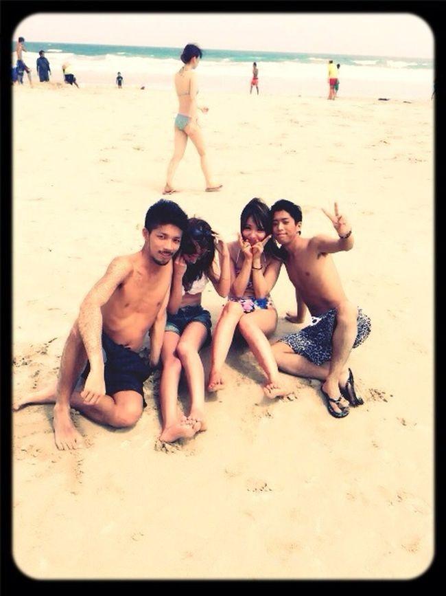 ぎろっぽんぐみ❤️ Friends Summer Drinking LOL