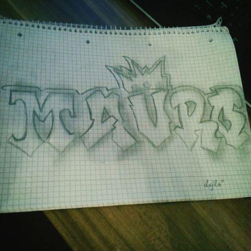 My Drawing ♡ haha ^-^