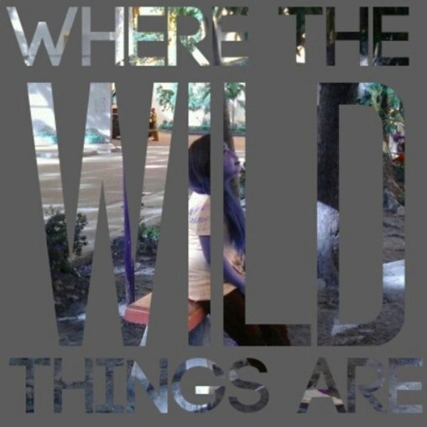 Where the wild things are. Kung ngano color bayolet ko, ayaw na lang mo pangutana. Haha Instatext Wild Violet Purple Ako
