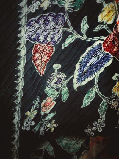 Batik Traditional Craft INDONESIA Fabrics Clothing Batik Pekalongan Indonesia Heritage