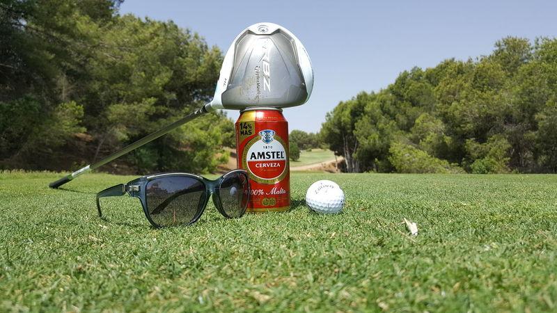 Golf life Golf Grass Outdoors Sport Golf Course Golfing Golfer La Manga Club  La Manga...Cartagena.. Nature