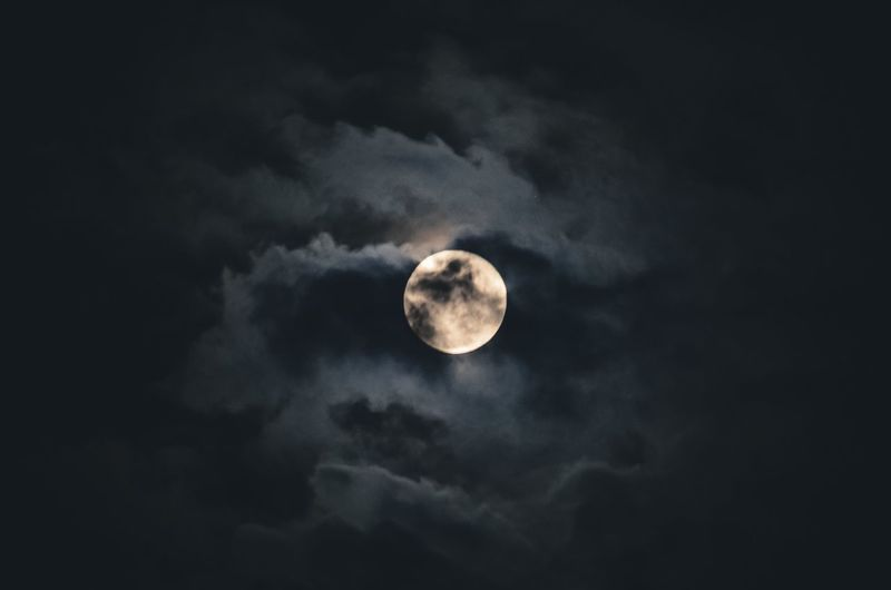 EyeEm Selects Moon Night No People Astronomy Sky Outdoors Nature Close-up Astrology Sign Nightphotography Nikon D810 Moon Moon Shots Night Photography Night Clouds Cloudsporn Black Background Perfection Nature Star - Space Travel Cloud - Sky Scenics Beauty The Week On EyeEm