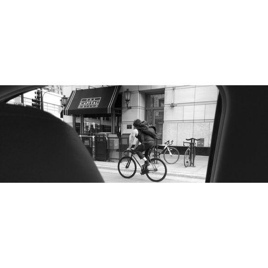 Bike Downtown Minneapolis