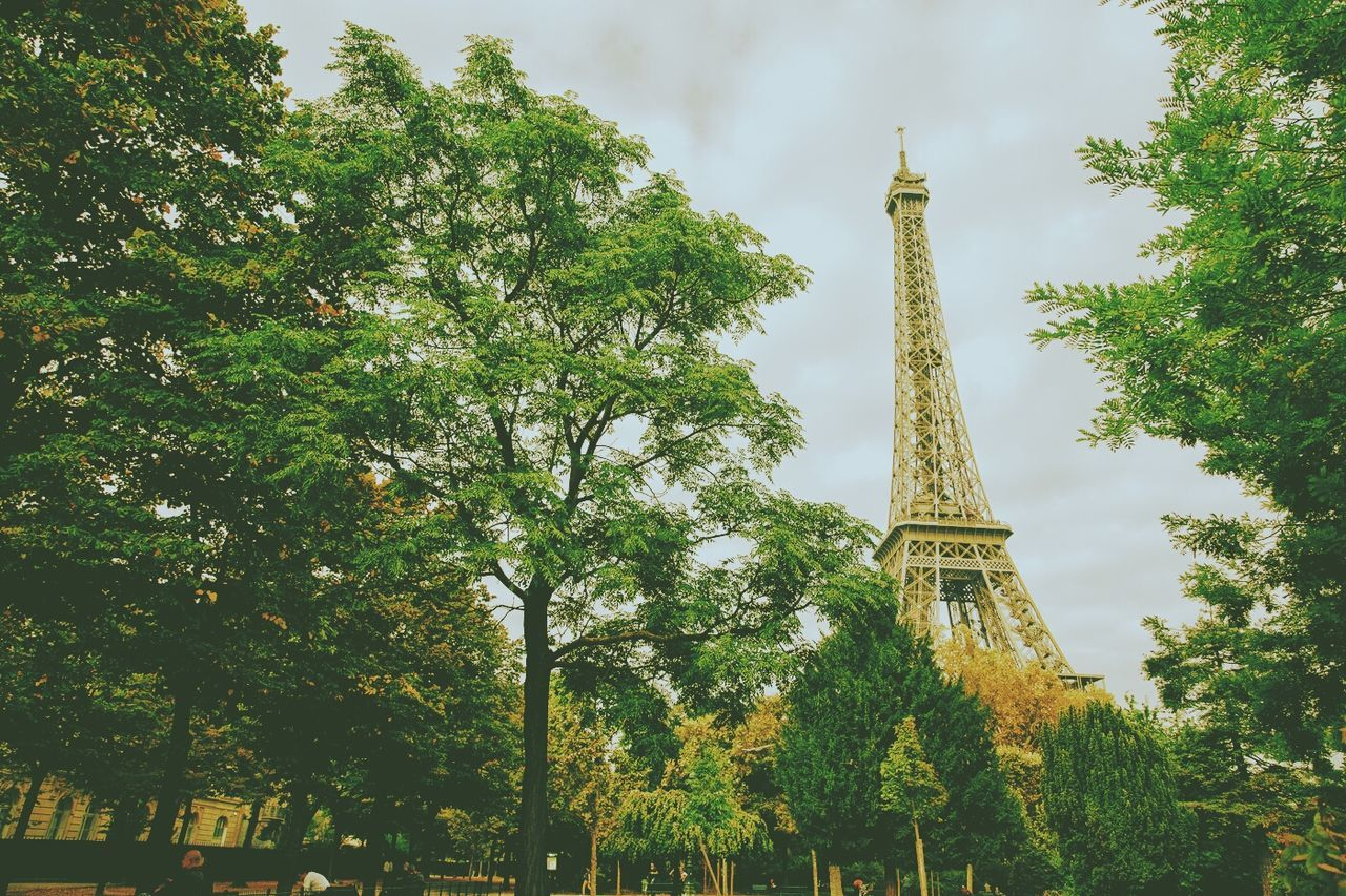 Paris VSCO Travel Eiffel Tower