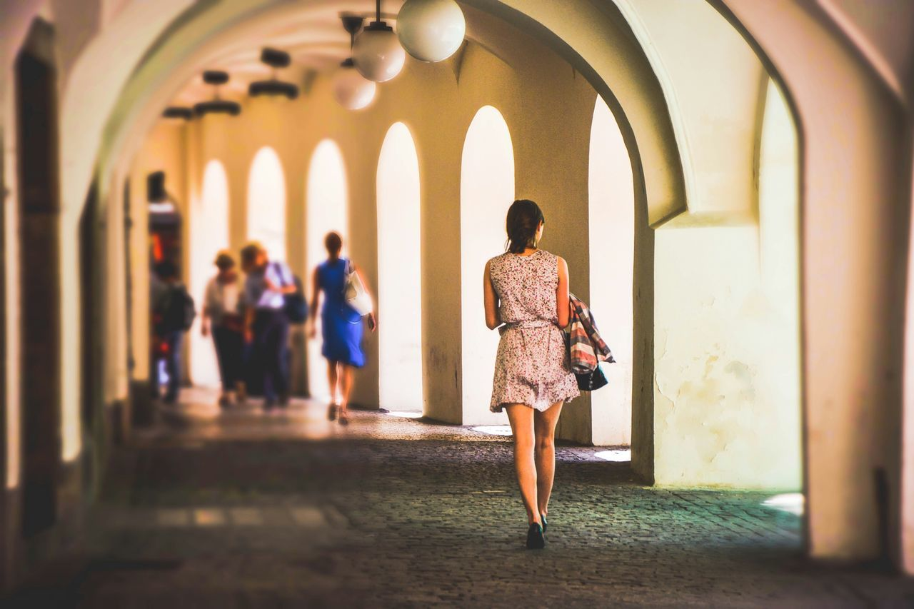 Beautiful stock photos of prague, , Colonnade, Corridor, Czech Republic