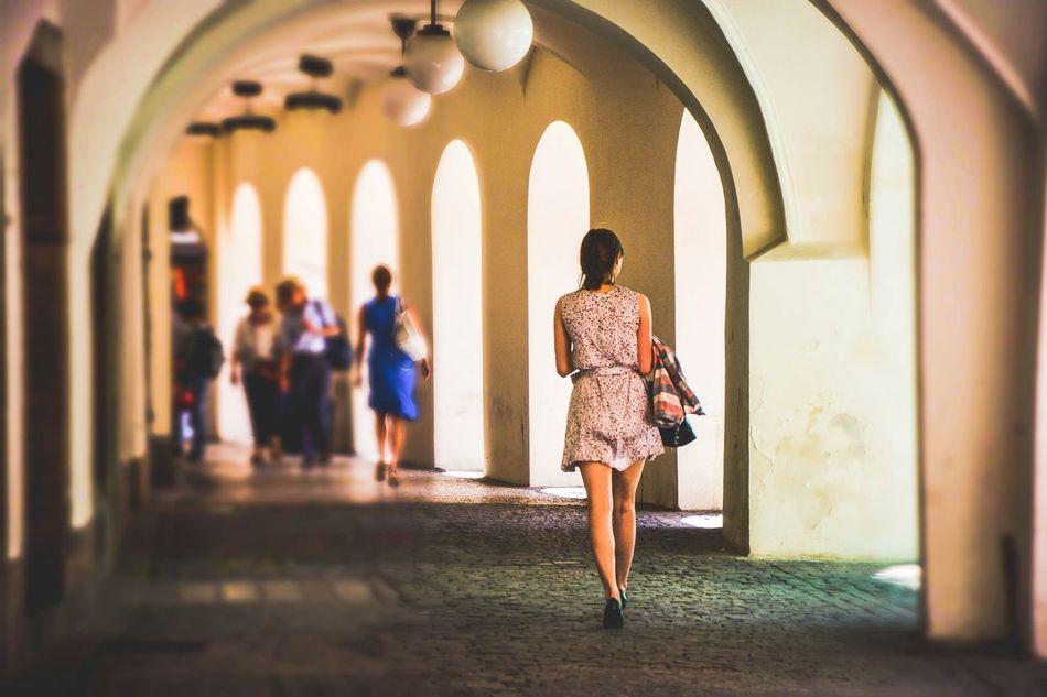 Beautiful stock photos of prague, , Colonnade, Corridor, Czech Republic