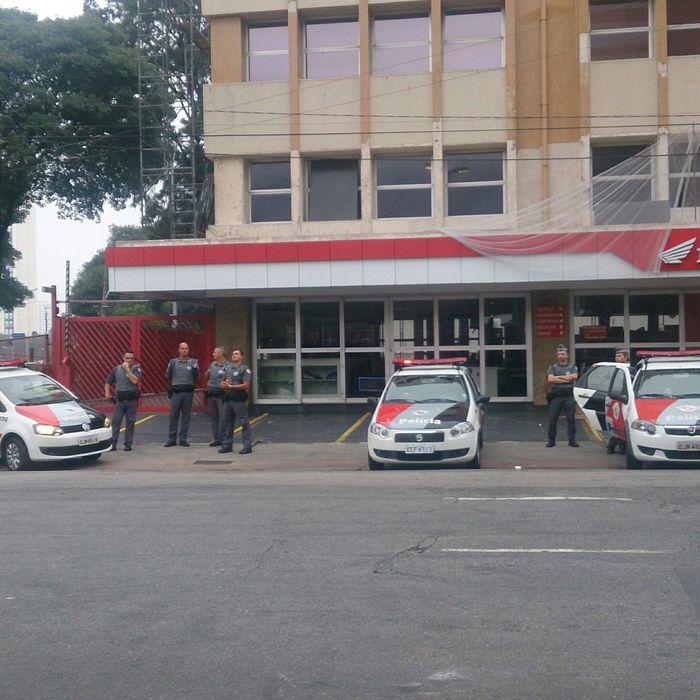 Obrigada por seus serviços! PMESP TRUE HEROES Segurança Publica Sao Paulo - Brazil