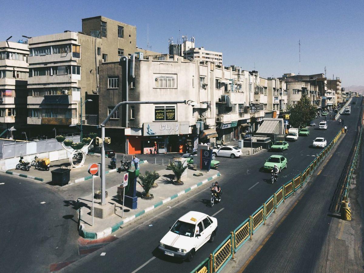 ::: Old Tehran Iran Street Showcase April