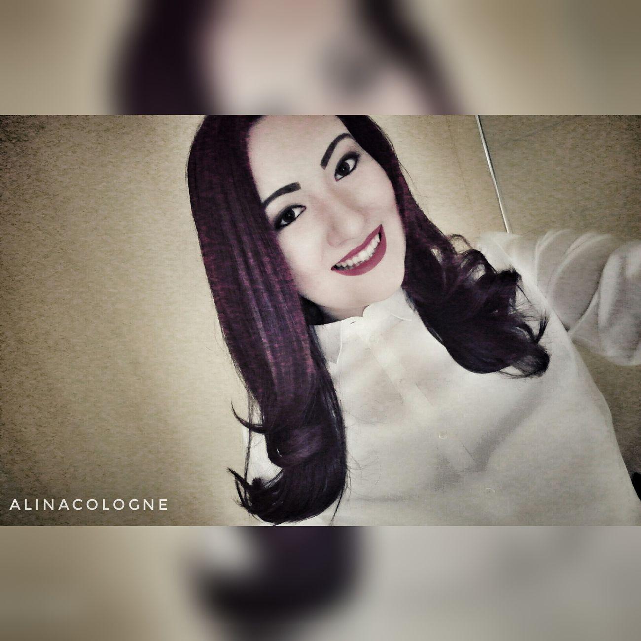 Instagram @alinacologne 👌😉📷🎢 Beauty Looking At Camera Fashion Women Rollercoasters Phantasialand Freizeitpark Lipstick Eyebrow Portrait Selfie ✌ Fotografie ınstagram