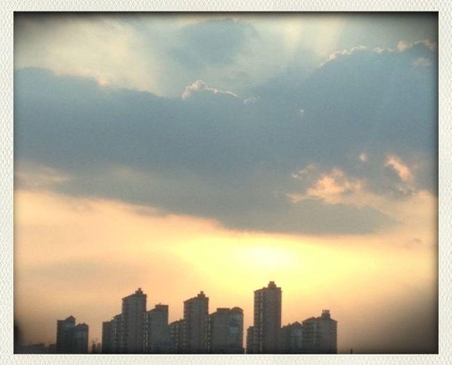 Taking Photos Random Exploring Sunset