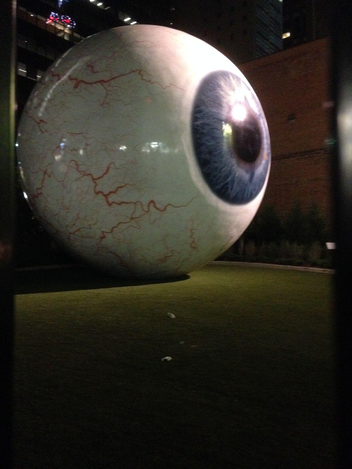 Eye Eye Eyeball