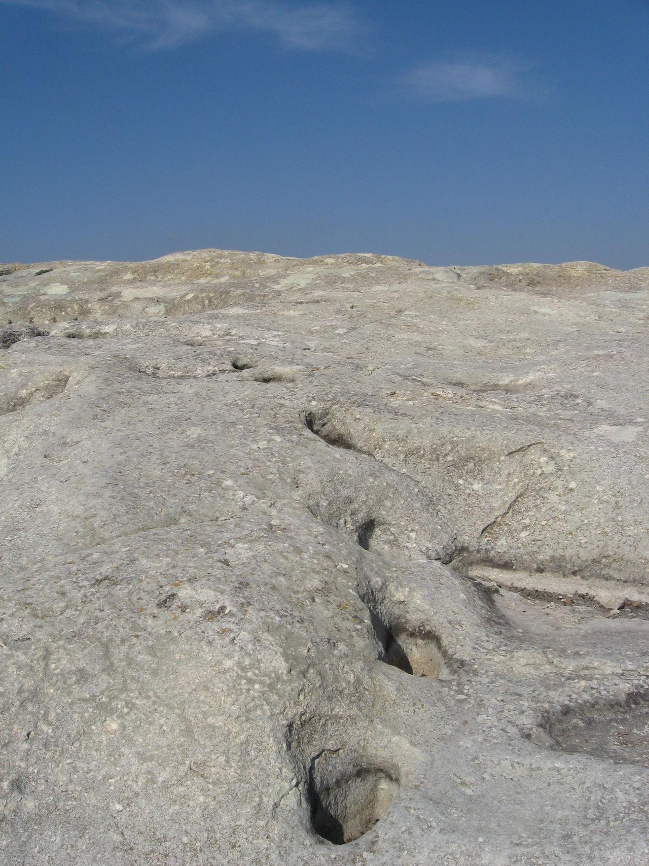 Bulgaria❤️ Perperikon Nature Outdoors sky Rock Traces EyeEmNewHere