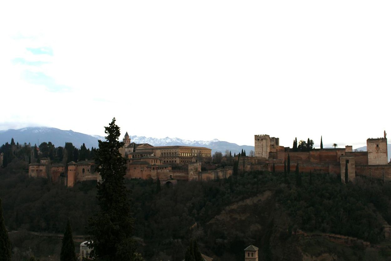Granada Alhambra Alhambra Nature Camera Photography Granada Nature Beauty Sky Landscape Beautiful Tranquility