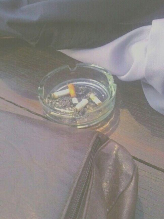 Holiday POV Cigarette  Smoke