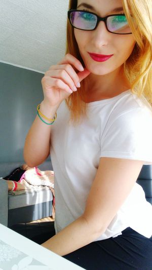 Pink Lips 💋 Relacing At Home 💋 My Sweet Home ❤ Hello World! 💞 That's Me ❤✌ Blonde Girl 💕 Like My Photo 👍 Blonde Hair 💞 POLISH GIRL ❤️ Me 💋 Like My Photo, Please! 💋 Blonde Hair Blue Eyes 💋❤ Good Morning My Friends! 💋❤ Girl In Glasess Are The Best! ❤ Blueeyes 💞 Polishgirl 💕 Relaxing ♥