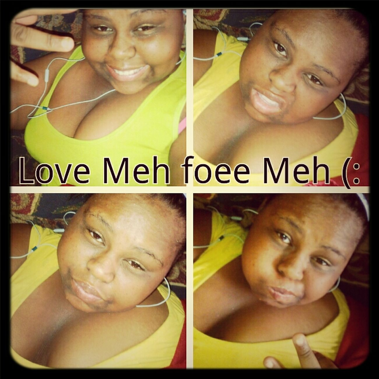 Love meh foee who iiAm..! You mytee like it (:
