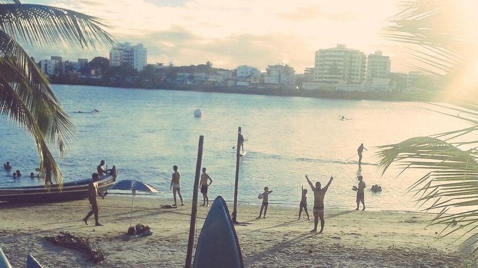 Caribe ilheense PraiadoCristo  Verão Enjoying The Sun Ilhéus