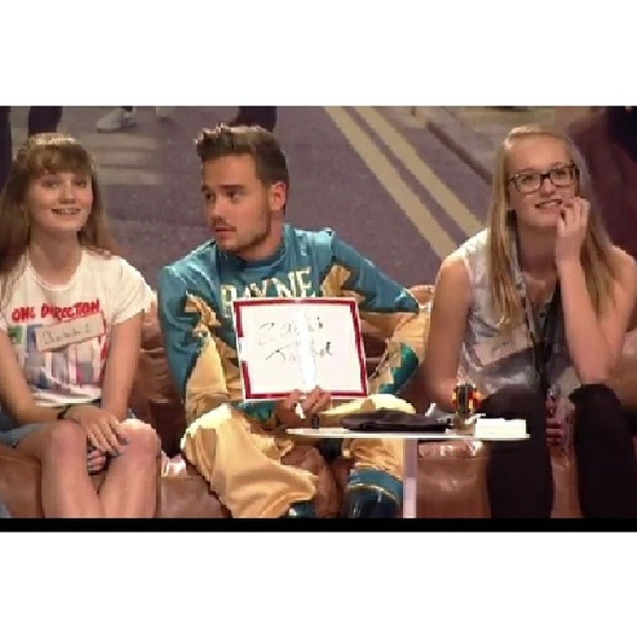 Liam wearing his PayneTrain costume. That stare he's giving. xx @onedirection Directioner Fangirl Onedirection