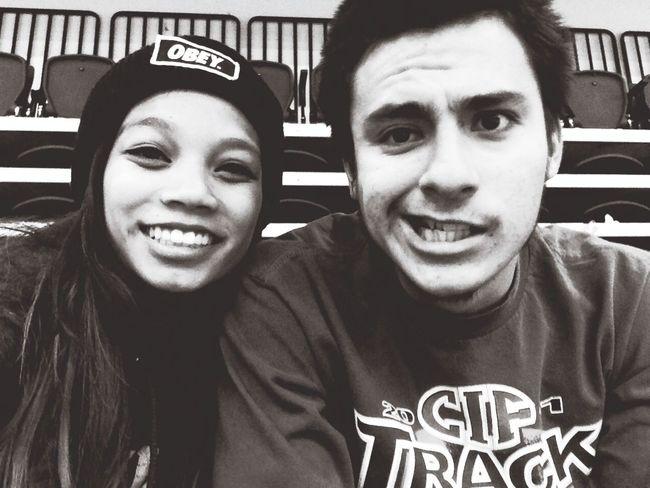 2 years, 2 months <3 Basketball SHPE Love Bestfriend