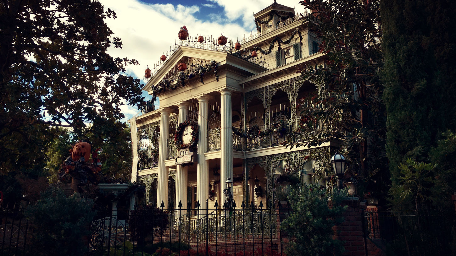 Disneyland Hauntedmansion IPhoneography ¡Eyeem Addict!