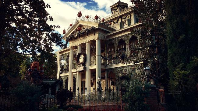 Disneyland Hauntedmansion IPhoneography ¡Eyeem Addict!