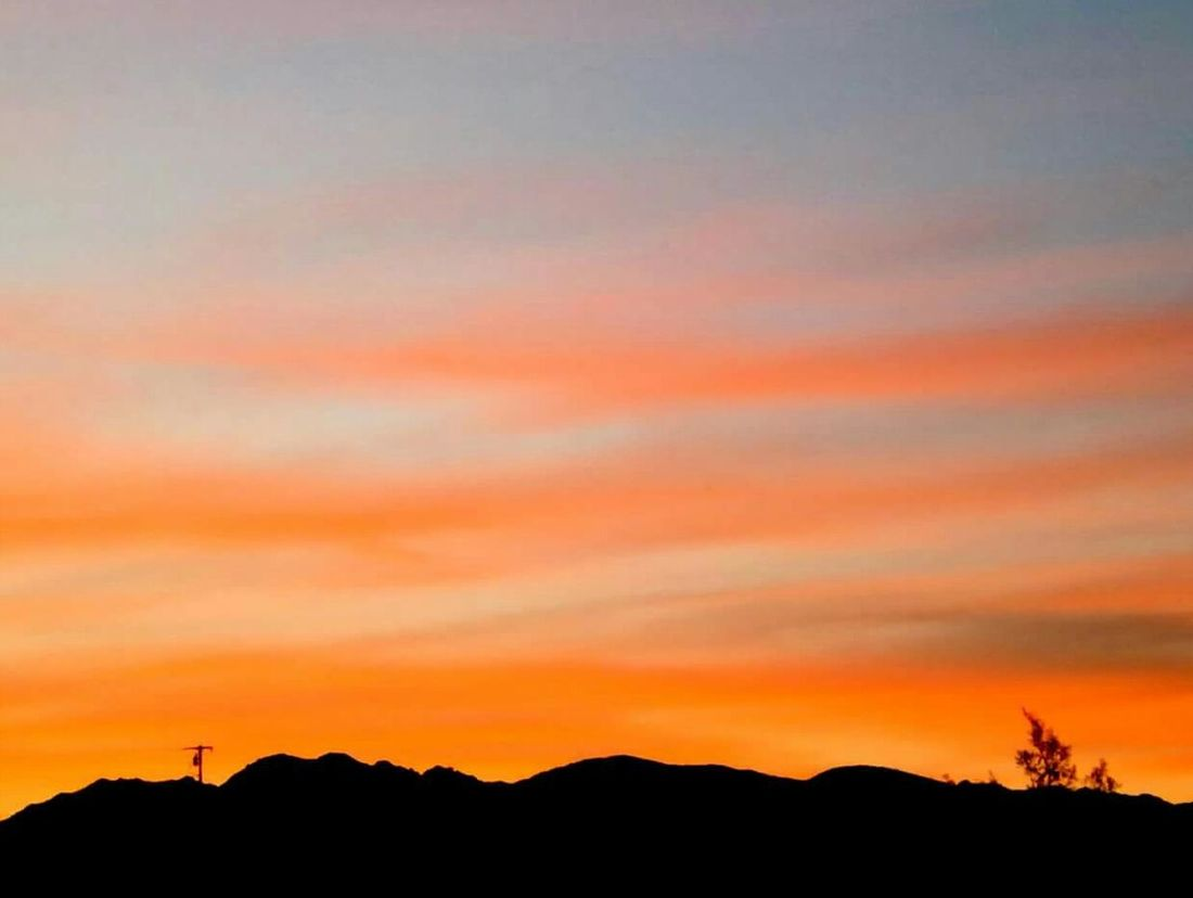 Sunset Sunset Silhouette Beauty In Nature Nature Tranquil Scene Scenics Sky Landscape Outdoors Backgrounds California Dreaming California Pioneer Town