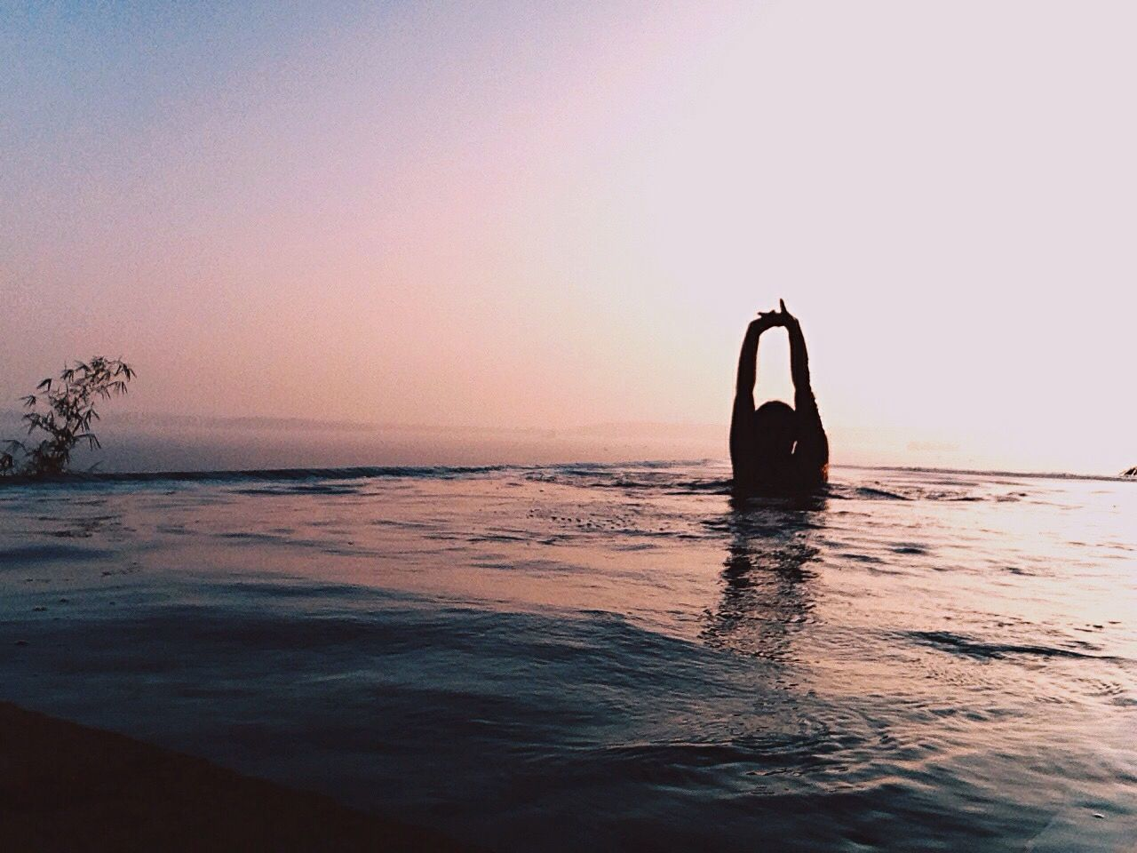 Beautiful stock photos of swimming, Arms Raised, Beauty In Nature, Leisure Activity, Lifestyles
