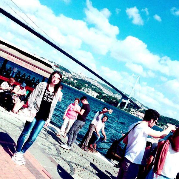 Bosphorus Bridge Bosphorus, Istanbul Ortakoymosque Fine Art Photography Photography EyeEm Portraits Faces Of EyeEm Today's Hot Look Portrait Faces Of Summer My Year My View