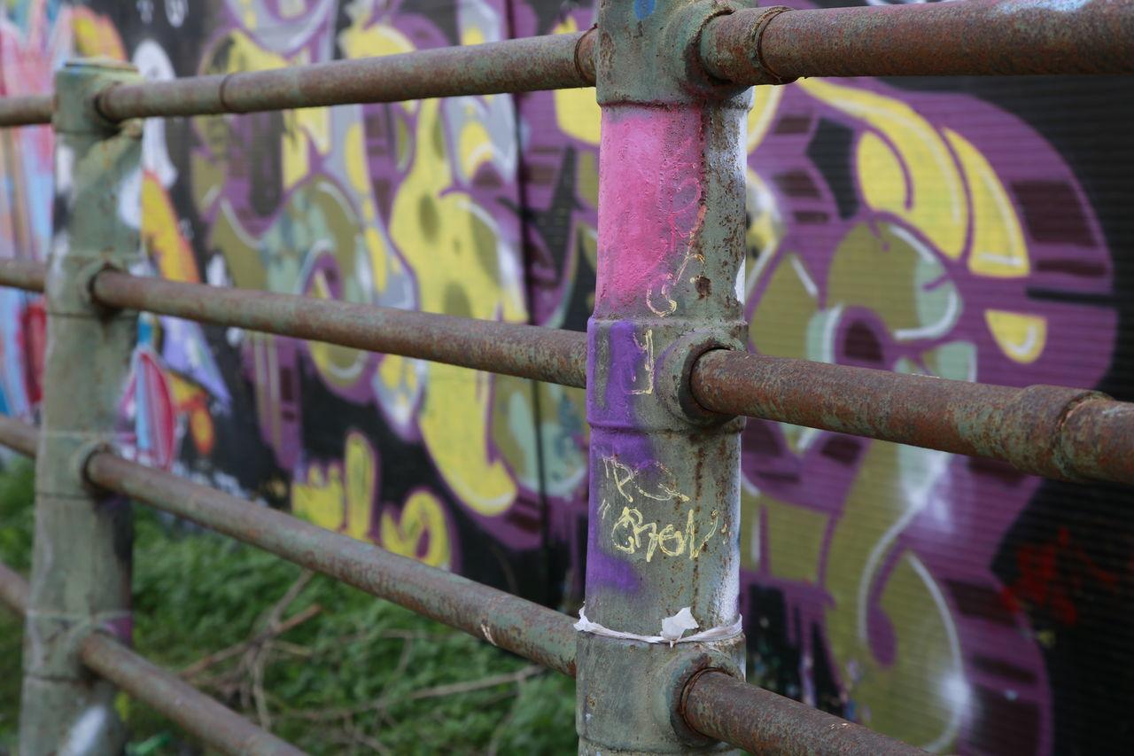 Alternative Fitness Altra Economi Architecture Arte Moderno Close-up Day Graffiti La Citta Di Altra Economia Metal Modern Arts  No People Outdoors Rome Youth