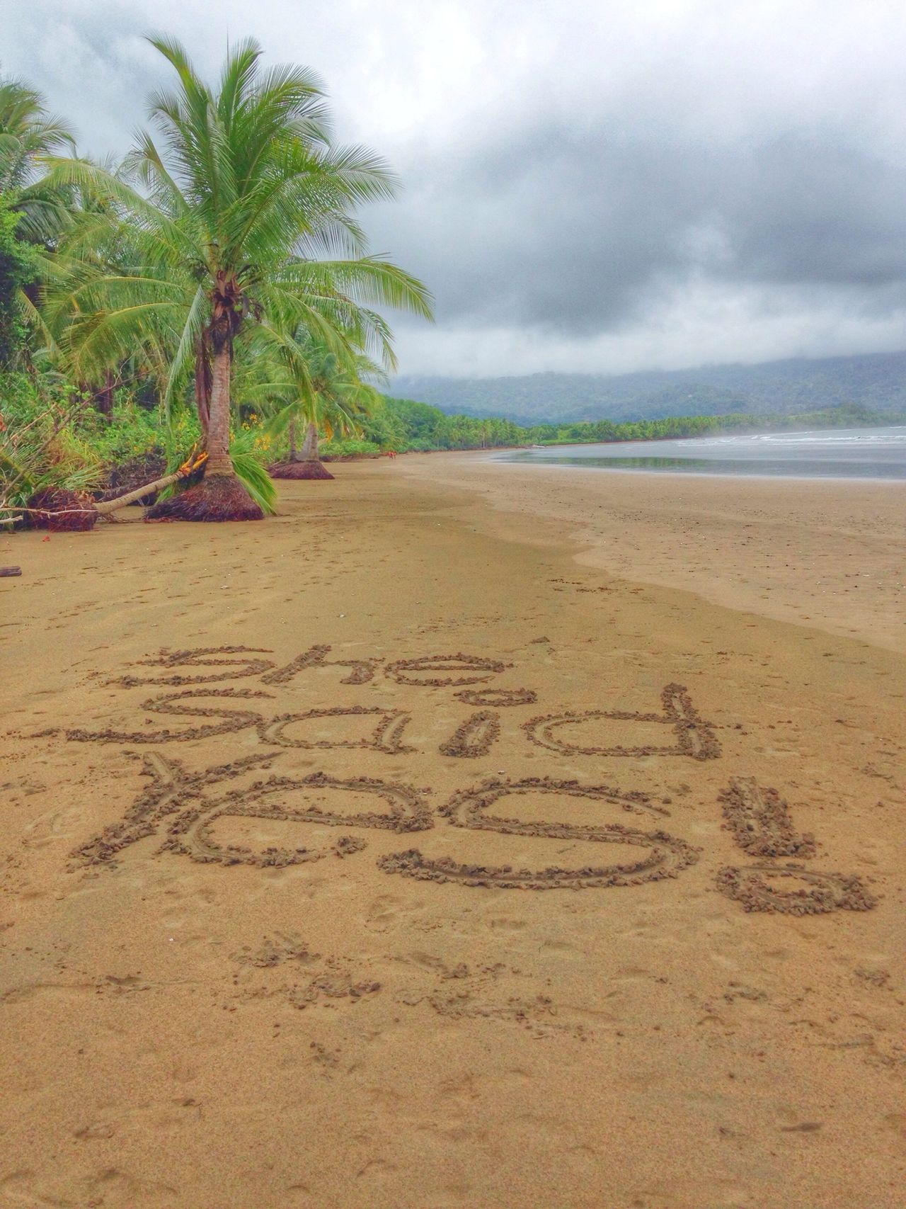 Beautiful stock photos of text, Absence, Beach, Beauty In Nature, Cloud