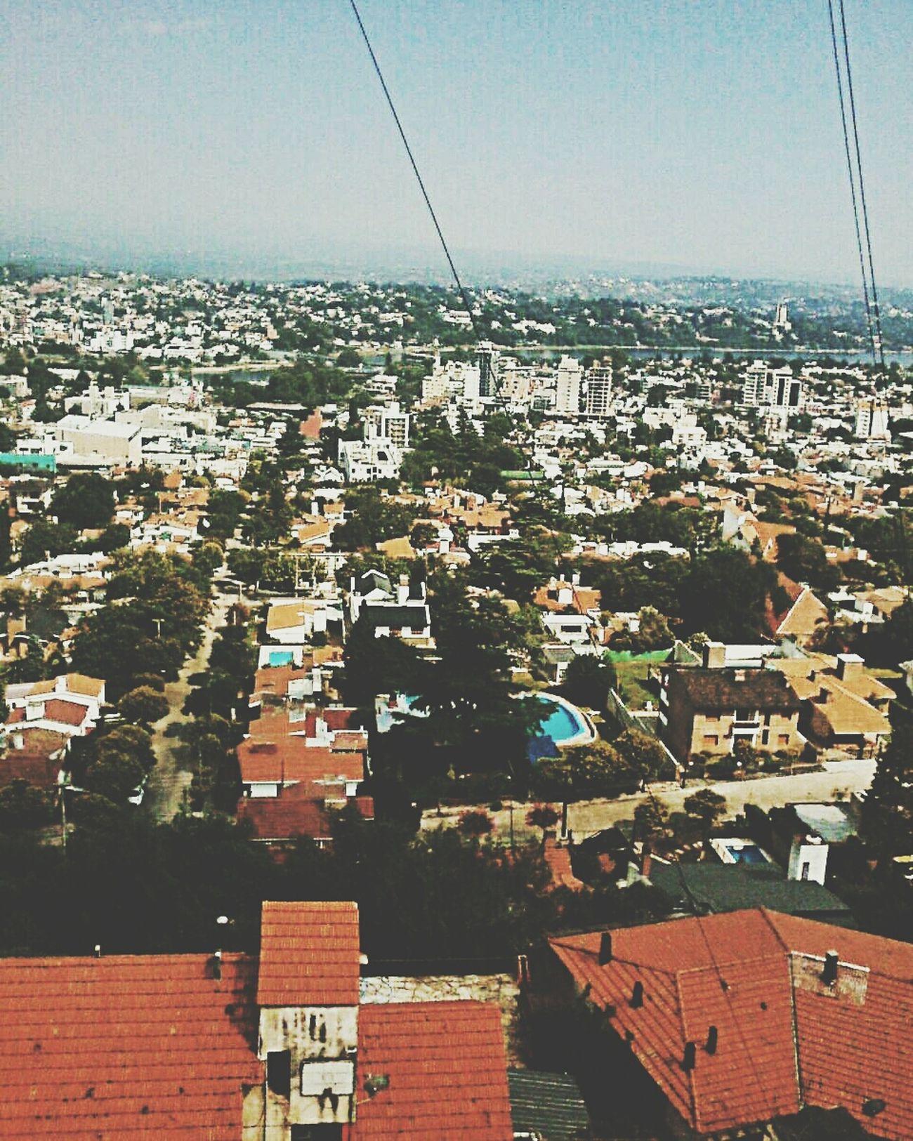 City View  View Day Sunny VillaCarlosPaz Cordoba-argentina