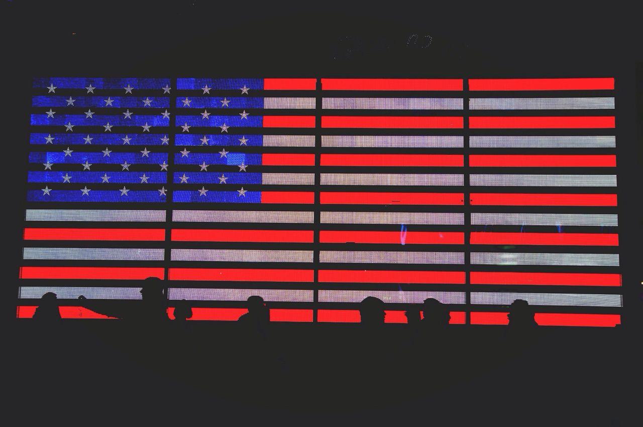 Beautiful stock photos of american flag, American Culture, American Flag, Back Lit, Billboard