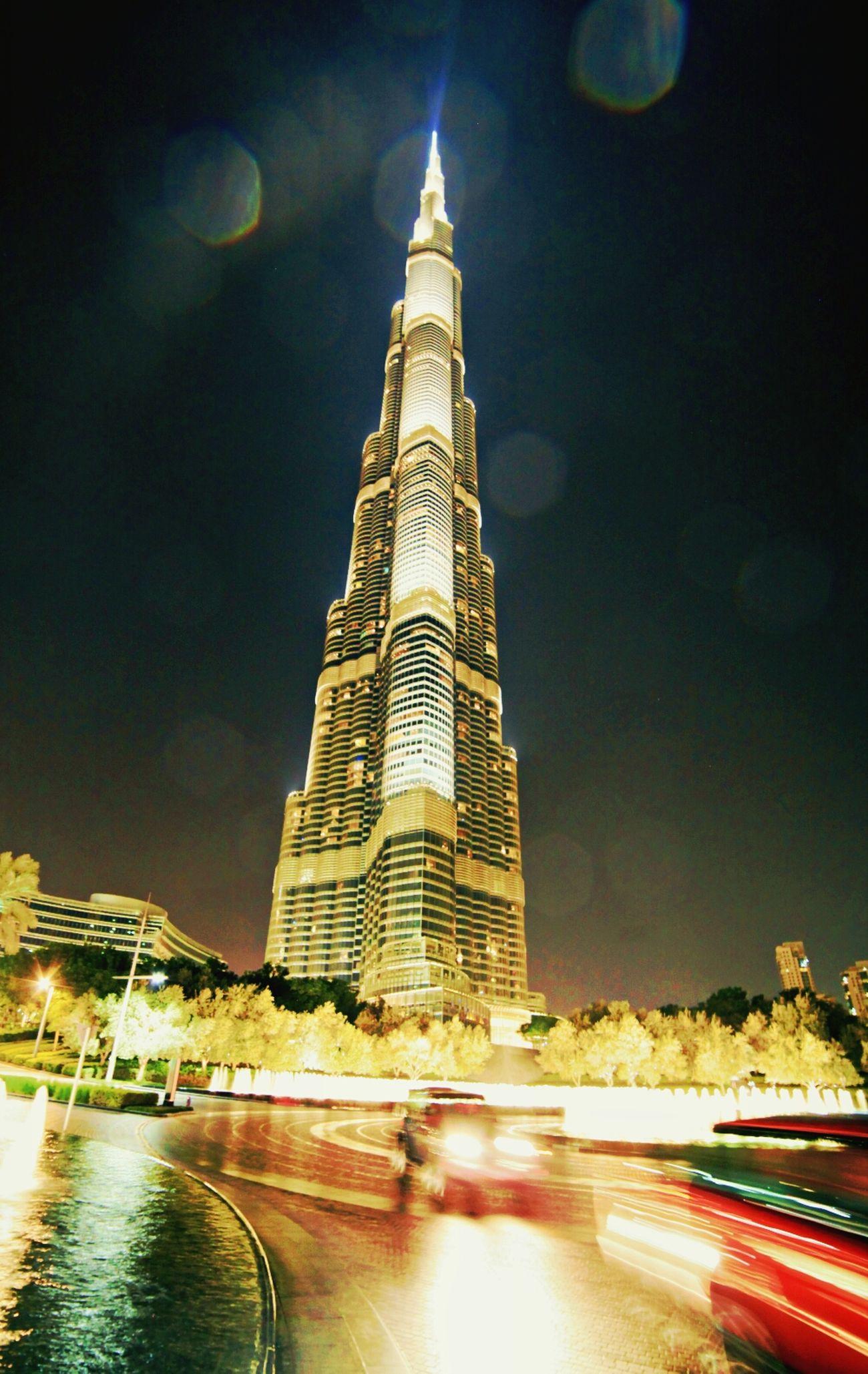 @ Burj Khalifa - Dubai
