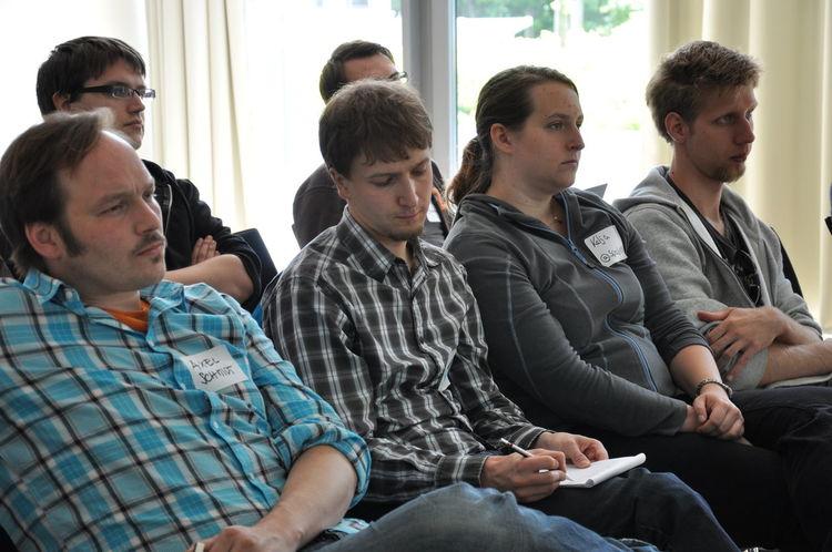 Barcamp BarcampErfurt Bcef12