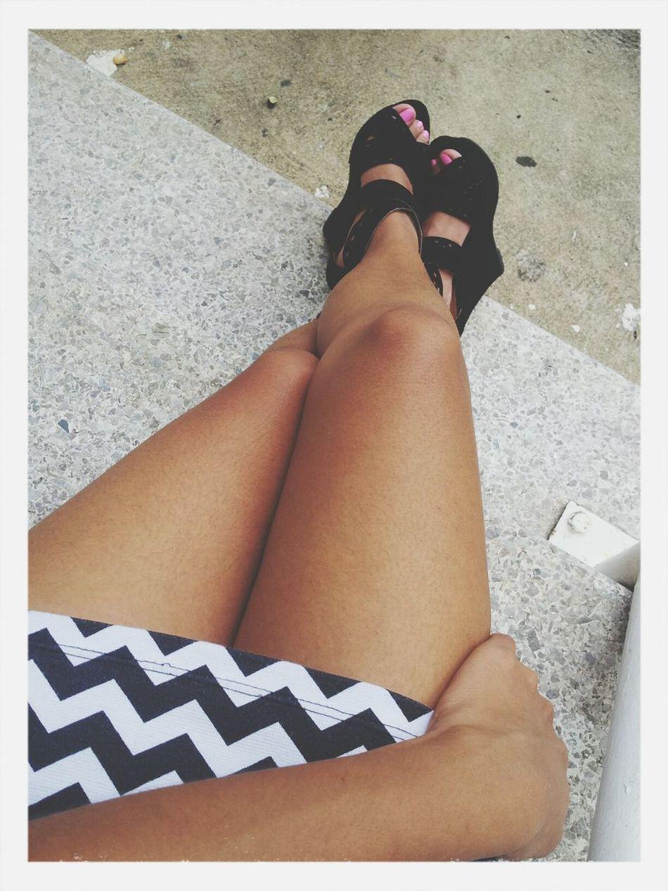 Tbt ❤ Hanging Out That's Me Shoes #SantiagoVilla