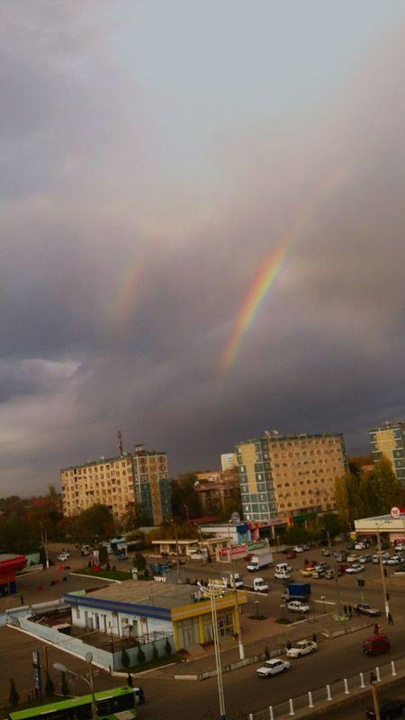 Doublerainbow Tashkent ♥